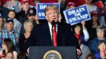 Trump praises congressman who assaulted reporter