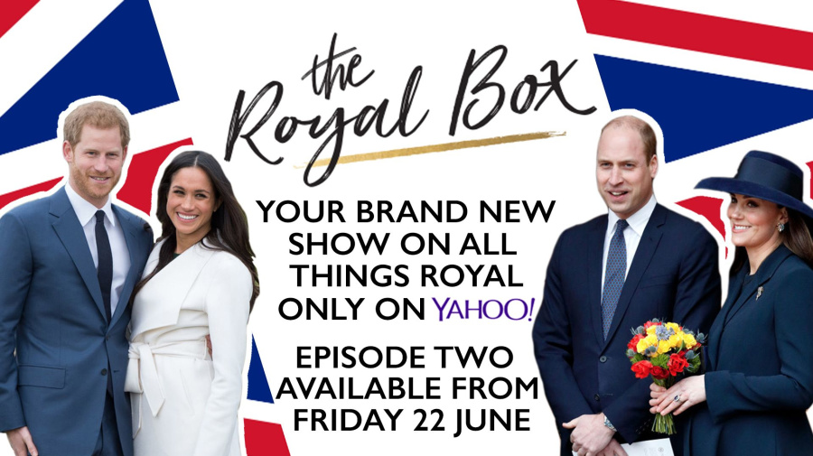 The Queen's former press secretary speaks to Kate Thornton in The Royal Box episode 2