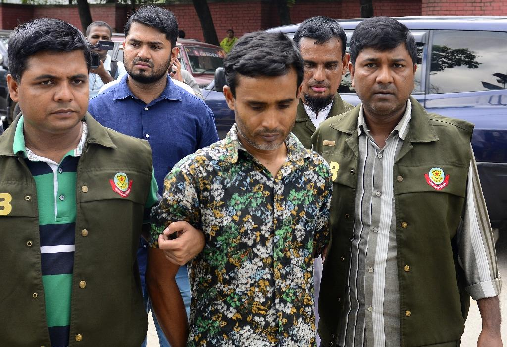 Alleged Islamist militant held for Bangladesh gay activist murders