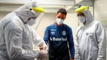 Libertadores é retomada com rígidas medidas sanitárias contra a pandemia