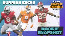 Rookie Snapshot: Running Backs