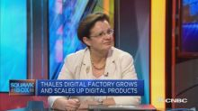 Thales says to 'invest very actively' in digital technolo...