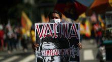 Brazilians take to streets again to demand Bolsonaro's impeachment