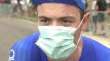 Tour de France - Rémi Cavagna (Deceuninck-Quick Step): «Je me suis bien battu» dans La Planche des Belles Filles