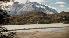 Chile decreta alerta roja en Torres del Paine por crecida de ríos