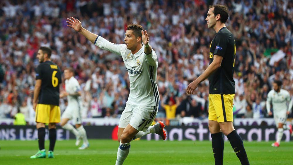 Ronaldo musste nach Hattrick zur Doping-Kontrolle