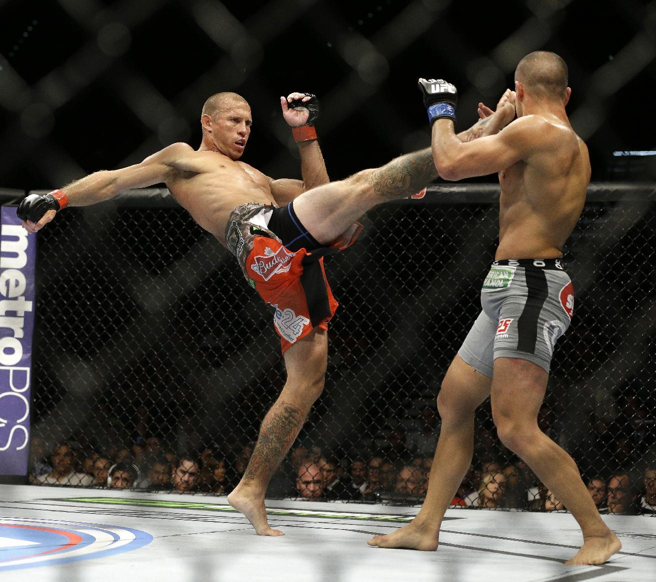 Donald Cerrone steals show, closes in on title shot with win over Eddie Alvarez