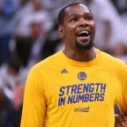 Kevin Durant says he's not to blame for NBA parity problem, points to Nets trades