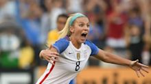 Watch U.S. Women's Soccer Pull Off Jaw-Dropping Comeback Over Brazil