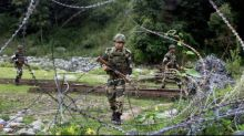 Terrorist trying to infiltrate from Pakistan killed by Indian Army