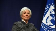Lagarde: FMI está atento aos efeitos da reforma fiscal nos EUA