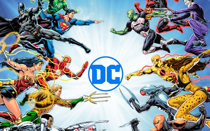 Spotify DC Comics partnership