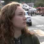 'Shaking and crying': Student describes shooting chaos