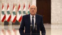 Liban: Najib Mikati prévient que son temps n'est pas illimité