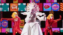 Donna Martin graduates: 'Masked Singer' Unicorn is '90210' star