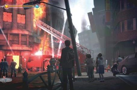 Disaster Report creator reports on the disaster of Disaster Report 4