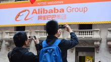 Alibaba Leads 5 Top Chinese Internet Stocks Setting Up In Bases