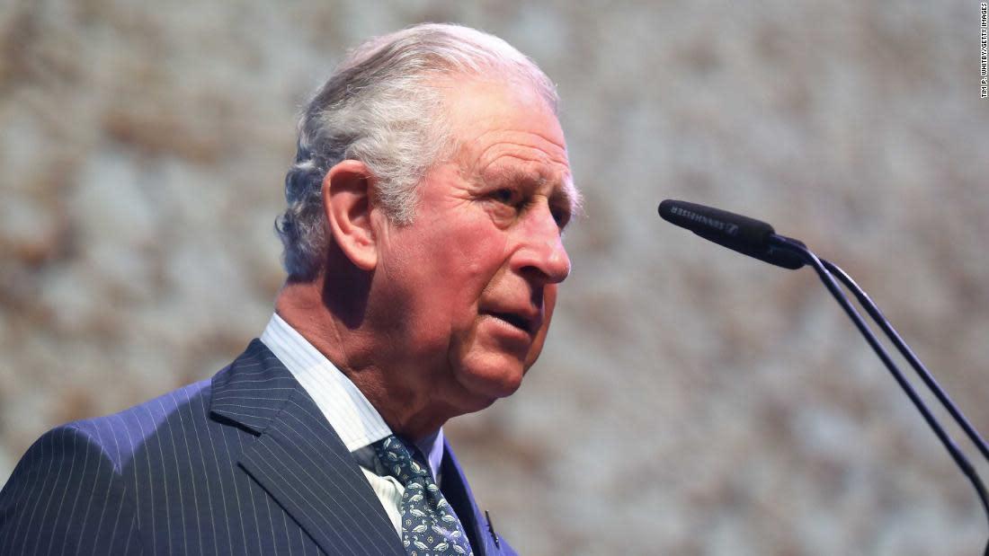 Coronavirus Prinz Charles