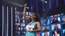 La noche en que Nia adelantó que iba a ganar 'OT 2020'