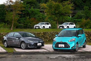 選擇困難T牌鐵粉看過來!後Corolla Cross時代家用Toyota究竟該怎麼選?(編輯選擇篇)