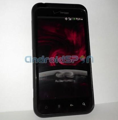 HTC Droid Incredible 2 smiles pretty for the camera, shows off its fresh VZW tat