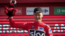 Froome extends Vuelta lead as Lutsenko takes stage