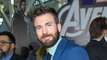 Chris Evans opens up about his new political site, 'Rocky' quarantine workouts and Finstas