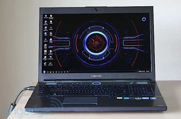 Samsung Series 7 Gamer review: the company's first gaming laptop makes its way to the US