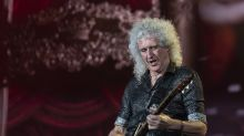 Queen's Brian May says he had a 'stomach explosion' that nearly killed him