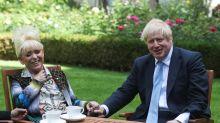 Barbara Windsor's husband blasts Boris Johnson for 'breaking' his dementia help vow