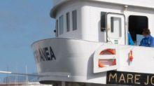 Mare Jonio, impedito l'imbarco del team di soccorso