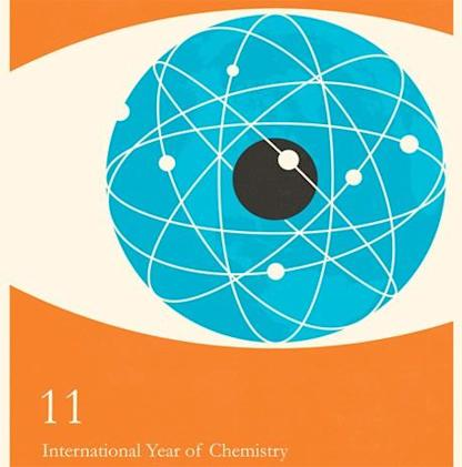 Visualized: International Year of Chemistry, in posters