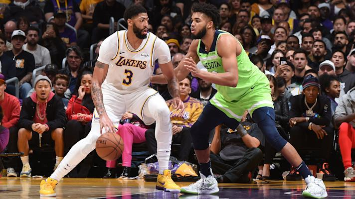 The Bounce - Do Lakers' opponents need to start double-teaming Anthony Davis?