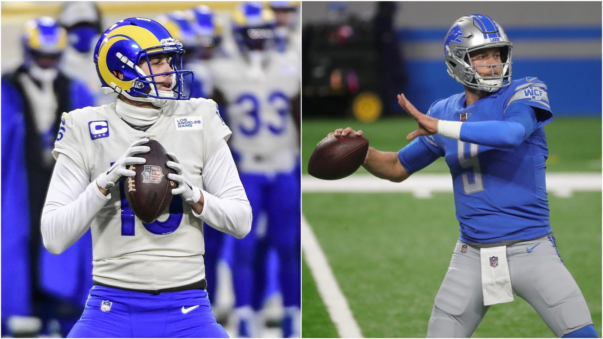 How the Matthew Stafford-Jared Goff trade impacts the Bears, Lions and Rams