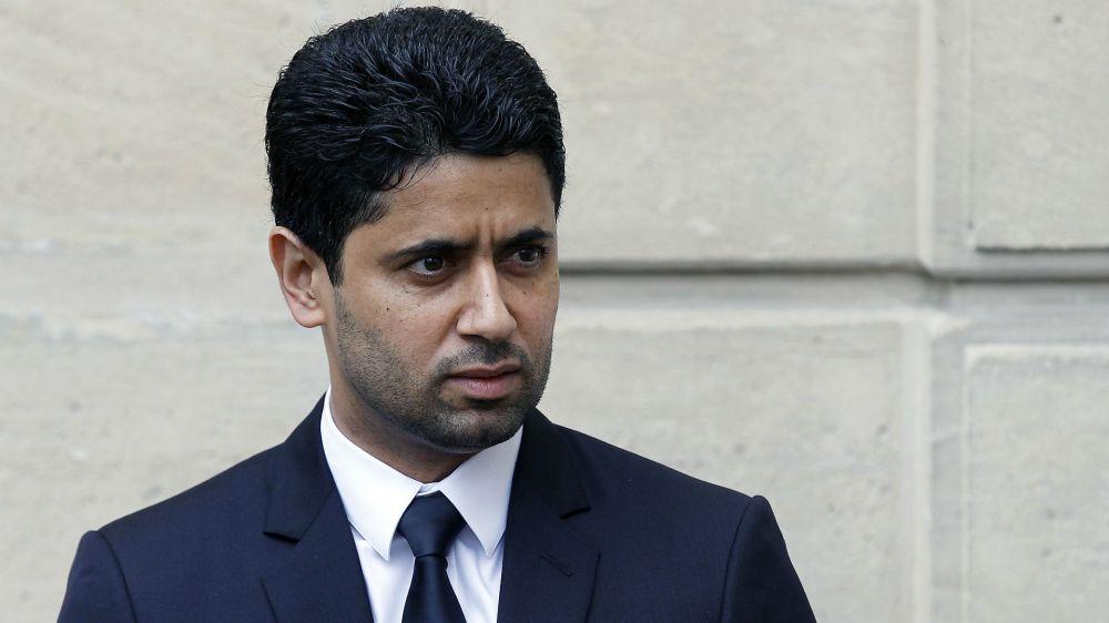 La FIFA ouvre une enquête contre Nasser Al-Khelaïfi