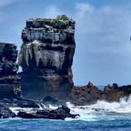 Famed Darwin's Arch in Galapagos Islands collapses due to erosion, officials say