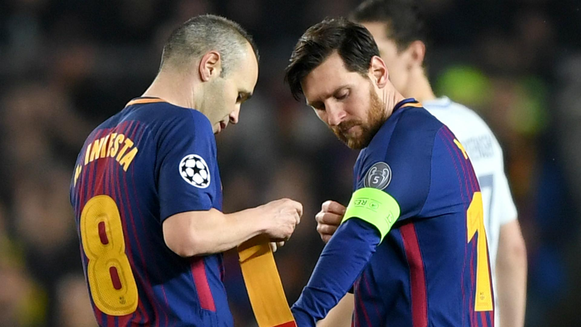 Training With Messi Iniesta Was Brutal Denis Suarez Has No Regrets Over Trading Man City For Barcelona