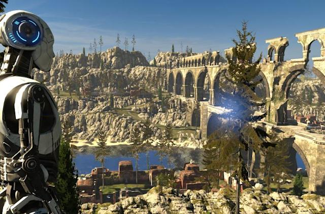 'The Talos Principle: Road to Ghenna' promises more robotic philosophy
