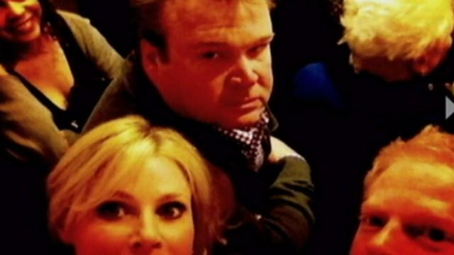 'Modern Family' Cast Members Trapped in Elevator