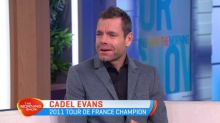 Cadel pedals into new chapter