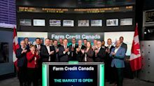 Farm Credit Canada Opens the Market