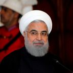 Rouhani says U.S. must lift pressure and apologize before Iran will negotiate