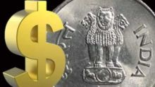 Rupee plunges to over 2 month low, tumbles 62 paise