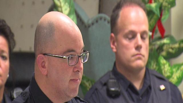 Officers honored for helping three missing Cleveland women