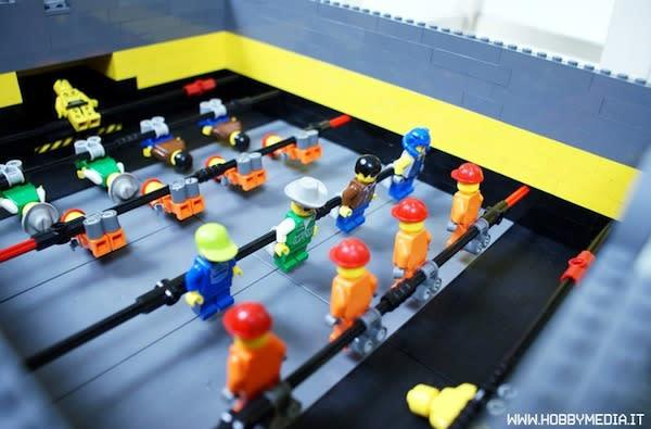 DIY Lego foosball table advances to Nerd Cup semi-finals (video)