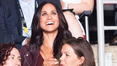 Prince Harry, Meghan Markle attend Invictus Games