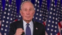 Michael Bloomberg urges Americans to vote against President Trump because 'he's done a bad job'
