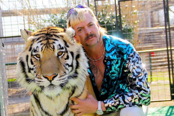 Joe Exotic in Netflix documentary 'Tiger King'