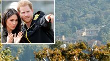 Harry and Meghan build 10-foot wall around $18 million mansion