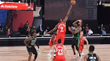 Are Raptors exploiting an NBA rules loophole with defense vs. Celtics?